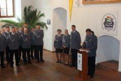 95. rocznica powołania Policji Państwowej - 25.07.2014