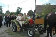 DOŻYNKI GMINNE W STRUMIENNIE-25.08.2012