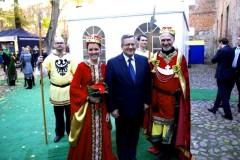 Inauguracja obchodów XV - lecia Woj. Lubuskiego z udziałem Prezydenta RP - 18.10.2013