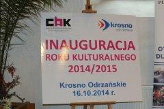 Inauguracja Roku Kulturalnego 2014/2015-16.10.2014