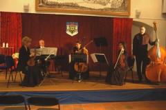 Koncert Bachus Classic Quintet - 12.10.2013