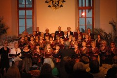 Koncert chóru CANTABILE z Sulechowa - 22.03.2013