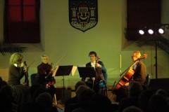Koncert Lubuskiego Kwartetu Filharmonii Zielonogórskiej-07.10.2012
