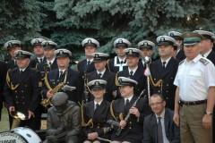 Koncert Orkiestry Morskiego Oddziału Straży Granicznej z Gdańska-30.05.2012