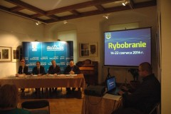 Konferencja ws RYBOBRANIA - 16.01.2014