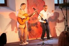 Letnia Scena Zamku z Jackiem Fedorowiczem i Markiem Majewskim-13.07.2012