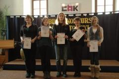LUBUSKI KONKURS RECYTATORSKI - przegląd rejonowy - gimnazja - 22.03.2013
