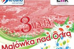 Majówka nad Odrą - 01.05.2015