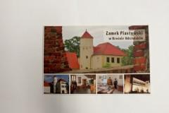 Materiały promocyjne - Zamek Piastowski