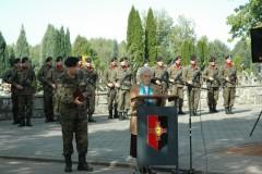 Obchody 73 rocznicy agresji sowieckiej na Polskę-17.09.2012