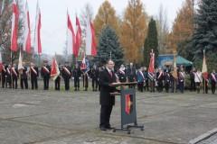Obchody z okazji Narodowego Święta Niepodległości-11.11.2012