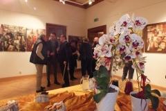 Opowieści kolorami malowane - wystawa malarstwa Danuty Watras-Kocur
