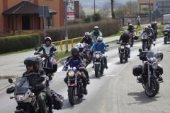 Otwarcie sezonu motocyklowego - 11.04.2015