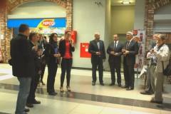 Otwarcie wystawy fotograficznej - Powiat Krośnieński i Powiat Sprewa – Nysa w obiektywie -10.10.2013