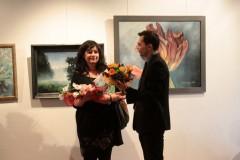 Otwarcie wystawy malarskiej Małgorzaty Timoszyk-29.09.2012