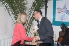Otwarcie wystawy poplenerowej - 13.03.2012