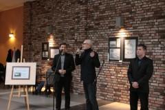"""Otwarcie wystawy pt. \""""Crosna - Crossen - Krosno Odrzańskie\""""-10.11.2012"""