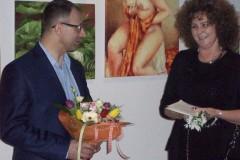 Otwarcie wystawy - Zapach Kobiety -01.03.2014