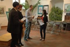 Prezentacje rejonowe LKR - gimnazja -  30.03.2012