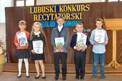 Przeglad rejonowy - Lubuski Konkurs Recytatorski - I kategoria - 26.03.2014
