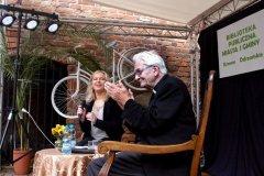 Spotkanie autorskie z ks. Adamem Bonieckim-15.06.2012