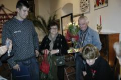 Spotkanie autorskie z Marią Czubaszek w Zamku