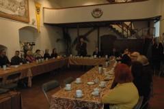 Spotkanie podsumowujace Wigilie Miejska 2013 - 08.01.2014