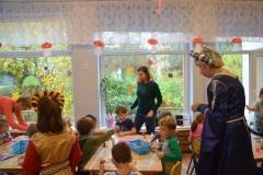 Spotkanie z dziećmi z Przedszkola nr 11 w Zielonej Górze