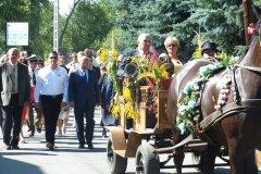 Dożynki Gminne i Transgraniczne Tradycje Ludowe – Święto Żniw - 29.08.2015