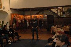 WARSZTATY TEATRALNE DLA NAUCZYCIELI-17-18.11.2012