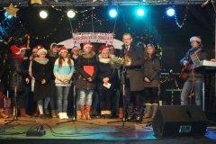 Wigilia Miejska i Jarmark Swiateczny-14.12.2014