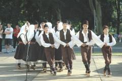 Wystep ABRAŠEVIČ z Serbii-30.07.2013