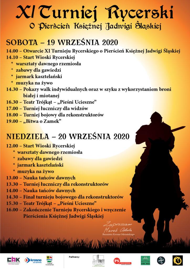 XI Turniej Rycerski O Pierścień Księżnej Jadwigi Śląskiej